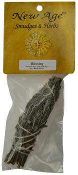 Blessing Smudge Stick   4""