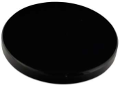 Black Obsidian Scrying Mirror  5""