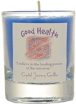 Good Health Soy Votive Candle