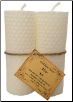 Altar set White Lailokens Awen Candle