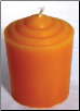 Orange 15hr Votive