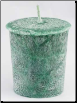 Patchouli Palm Oil Votive Candle