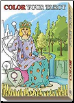 Color your Tarot 22 Major Arcana