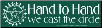 Hand to Hand We Cast the Circle - Bumper Sticker