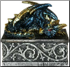 "2 1/2"" x 3"" Dragon box"