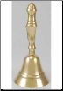 Large Wiccan Altar Bell