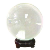 Clear Crystal Ball  95 mm