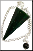 Bloodstone Pendulum  6-sided