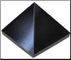 Black Onyx Pyramid   30-35mm