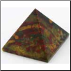 Bloodstone Pyramid 30-40mm