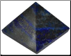 Lapis Pyramid 30-40mm