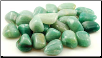 Green Adventurine Tumbled Stone  1 Lb