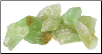 1 lb Green Calcite untumbled