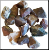 Jasper, Fancy Untumbled Stone  1 Lb
