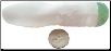 Selenite Wand  4 1/2""