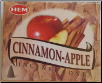 Cinnamon-Apple HEM Cone Incense 10 Pack