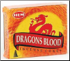 Dragon's Blood HEM Cone Incense 10 Pack