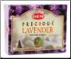 Lavender HEM Cone Incense 10 Pack