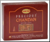 Precious Chandan HEM Cone Incense 10 Pack