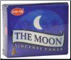 Moon HEM Cone Incense 10 Pack