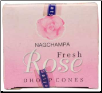 Rose Cone Incense 12 Pack