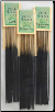 Amber 1618 Gold Incense Sticks 13 Pack