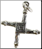 Bridget's Cross Pendant