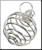 Silver Plated Coil  3/4""