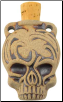 Calavera Skull  Bottle