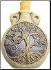 Tree of Life Oil Bottle