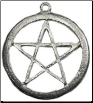Large Pentagram Necklace