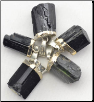 Black Tourmaline untumbled