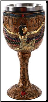 "6 3/4"" Isis chalice"