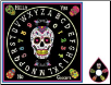 Day of the Dead spirit board