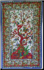 "Tree of Life Tapestry  54"" x 86"""
