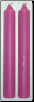 Pink Chime Candle 20 Pack