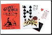 Gypsy Witch Fortune Telling Playing Card by Mlle Lenormand (attributed)