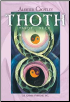Thoth Tarot Deck (small Purple) by Crowley/Harris