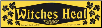 Witches Heal - Bumper Sticker