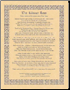 Wiccan Rede(long poem) Poster