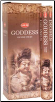 Goddess HEM Incense Sticks 20 Pack