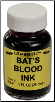 Bat's Blood Ink 1 oz